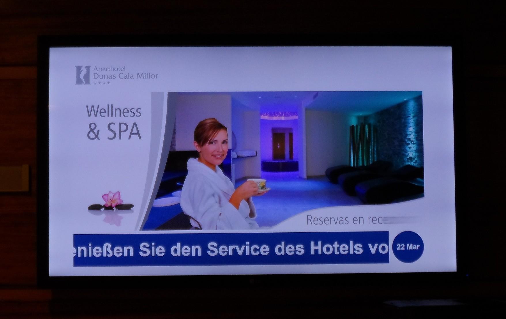 Infodisplay_Hotel