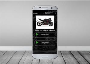 MOTORCYCLE SOUNDS Screenshot 4