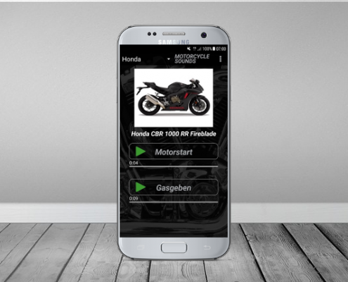 MOTORCYCLE SOUNDS Screenshot 4