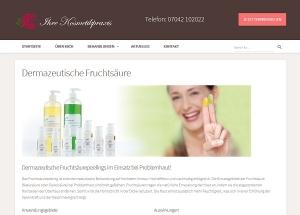 Behandlungen von Ihre Kosmetikpraxis