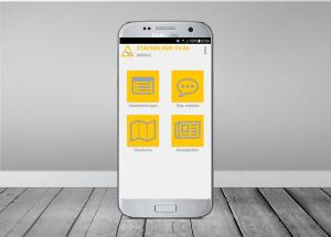 Staumelder Mobile Screenshot 1