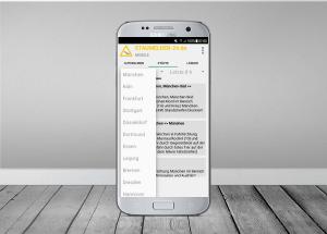 Staumelder Mobile Screenshot 3